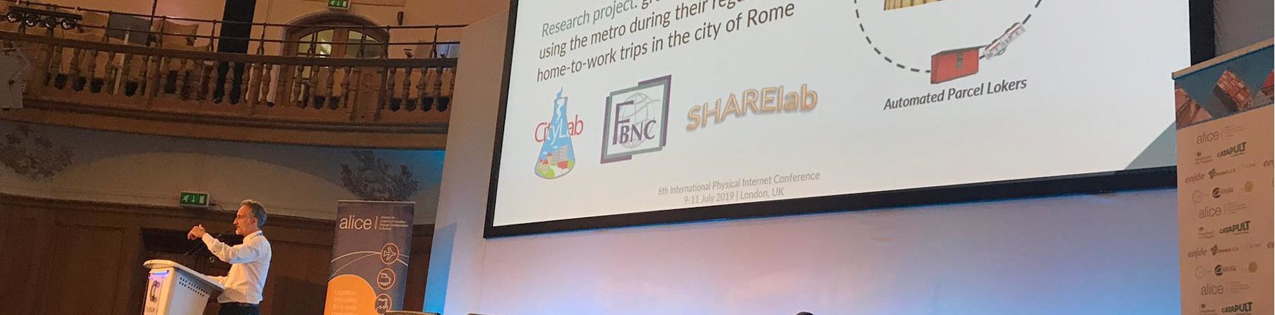 TRElab presents new research at IPIC 2019